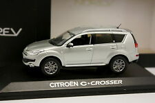 Norev 1/43 - Citroen C Crosser Grigio metallo