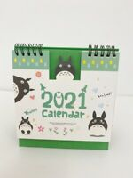 My neighbour Totoro 2021 Desktop home office calendar planner Christmas gift