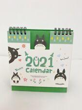 My neighbour Totoro 2021 Desktop home office calendar planner Christmas gift