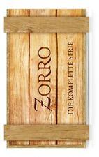 ZORRO-DIE KOMPLETTE SERIE(LIMITED HOLZBOX EDITION) - ZORRO  14 DVD NEU