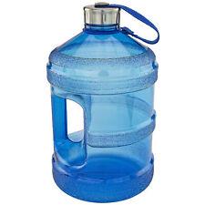 1 Gallon Plastique Durable Réutilisable Gourde pour Froid Liquides W Vis Lid