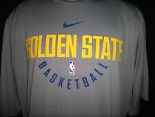 Nike Golden State Warriors Dri-Fit SS Practice Shirt Size XXLT