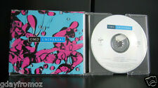 OMD - Universal 4 Track CD Single