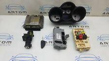 ALFA ROMEO GT 2.0 JTS ENGINE ECU KIT WITH KEY 0261S01032 / 00551950240 03-10