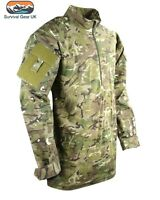 BRITISH ARMY STYLE BTP CAMO UBACS SHIRT LATEST MTP MULTICAM NEW SPEC OPS (S-3XL)