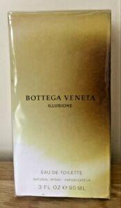 Bottega Veneta Illusione 90ml EDT Spray - New & Sealed