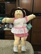 Cabbage Patch Kids 85 Soft Sculpture Hand Signed With Papers