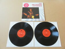 THE JIMI HENDRIX EXPERIENCE Live At Winterland POLYDOR 2 x LP 833004-1