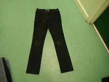 "DOROTHY PERKINS Jeans Ajustados Talla 32. Pierna 32"" Negro descolorido"