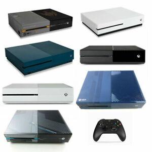 Microsoft XBox One console hors services - ne s'allume pas