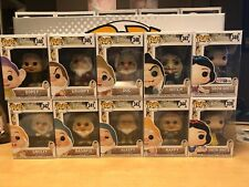 Funko Pop Snow White and the Seven Dwarfs Lot of 10 POPs Free ToysRUs Exclusive