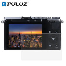 For Fujifilm X-70 Camera PULUZ 2.5D 9H HD Tempered Glass Screen Protector Cover