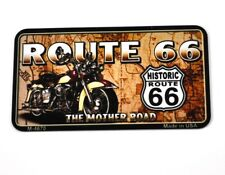 USA Route 66 Moto Calamita da Frigorifero Fridge Magnet Decorazione