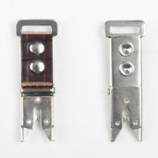 A Pair Neck Strap Clips For Rolleiflex 2.8F 2.8FX  3.5E 2.8E 3.5F 3.5T 3.5C F4