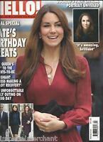 Kate Middleton Hello Magazine Denise Van Outen Spencer Matthews Stella McCartney