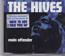 The Hives-Main Offender cd maxi single