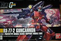 RX-77-2 Guncannon Prototype Middle-Range - Bandai Kit 1:144 Revive Gundam UC