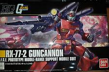 RX-77-2 Guncannon Prototype Middle-Range - Bandai Kit 1:144 25288 Gundam UC
