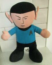 "13"" Mr Spock Star Trek Vulcan grande PMS plush soft toy"
