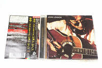 JOHN LENNON ACOUSTIC TOCP 67483 CD JAPAN OBI A14352