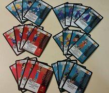 Dragonball Z DBZ TCG Panini Evolution Starter Deck Personality MP Hi Tech Set!