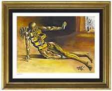 """Salvador Dali Signed/Hand-Numbr Ltd Ed""""Anthropomorphic Cabinet"""" Litho (unframed)"""