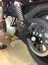 V-Rod VRod license holder shock mount cir curved harley AccuFast2D 0516 GTC