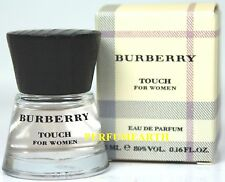 Burberry Touch By Burberry 0.16oz./5ml Edp Mini Splash For Women New In Box