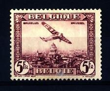 BELGIUM - BELGIO - 1930 - Aerei su città