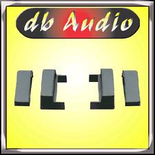 MA/034 Mascherina Adattatore Autoradio Audi A4 A6 1 DIN Adattatore Cornice Radio