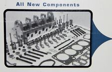86-95 Ford Based Marine Boat Engine Cylinder Head 8 Valve Manifold V8 OHV 2051M