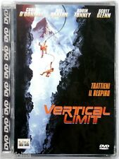 Dvd Vertical Limit - Super jewel box con Chris O'Donnell 2001 Usato