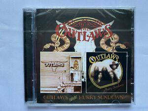 Outlaws – Outlaws & Hurry Sundown ... 2014 CD album (New & Sealed)