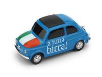 Coche Auto Escala 1:43 Brumm Fiat 500 Italia miniaturas automodelismo diecast