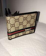 Gucci GG Supreme Bifold Wallet