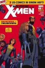 Wolverine & les X-MEN (allemand) # 1 + Poster-AvX-Panini Comics 2012-TOP
