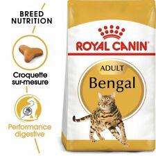 Royal Canin Bengal Adult pour chat.  Paquet de 2 kg
