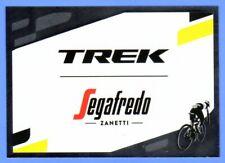 Stickers PANINI TOUR DE FRANCE 2021 #339 Logo Trek - Segafredo Team