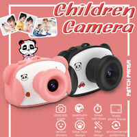 Kids Digital Camera 1.5'' Color Display 1080P HD Children's Gift 32GB TF Card