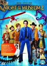 Night at the Museum 2 DVD (2009) NEW