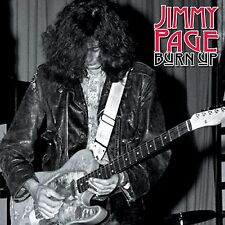 JIMMY PAGE Burn Up CLEOPATRA RECORDS Sealed Vinyl Record LP