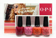 Nail Lacquer Opi MINI CALIFORNIA DREAMING 13165 - 4 colors x3.75ml
