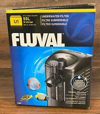 Fluval U1 Underwater Filter - 15 Gallon - 65 GPH