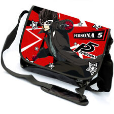 Persona5 JOKER Amamiya Ren Messenger Bag Shoulder bag Laptop Satchel Schoolbag