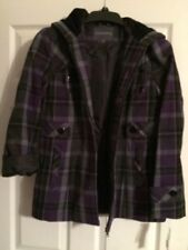 Ladies jackets by Covington Size Small NWT Missy Blackberry Cordial $100