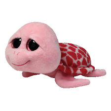 Ty Beanie Babies 36110 Boos Shelby The Pink Sea Turtle Boo
