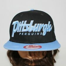 Pittsburgh Penguins New Era 9Fifty Vintage Hockey Snapback Nhl Baseball Hat Cap