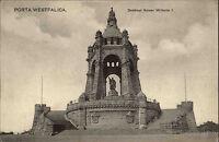 Porta Westfalica Nordrhein-Westfalen 1917 Denkmal Monument Statue Kaiser Wilhelm