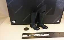 Hot Toys MMS456 DC Justice League Batman 1/6 action figure's boots / shoes only