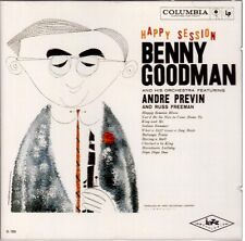 HAPPY SESSION - Benny Goodman - CD - 1959
